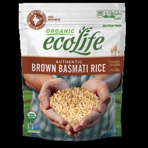 EcoLife_BrownBasmatiRice_32oz