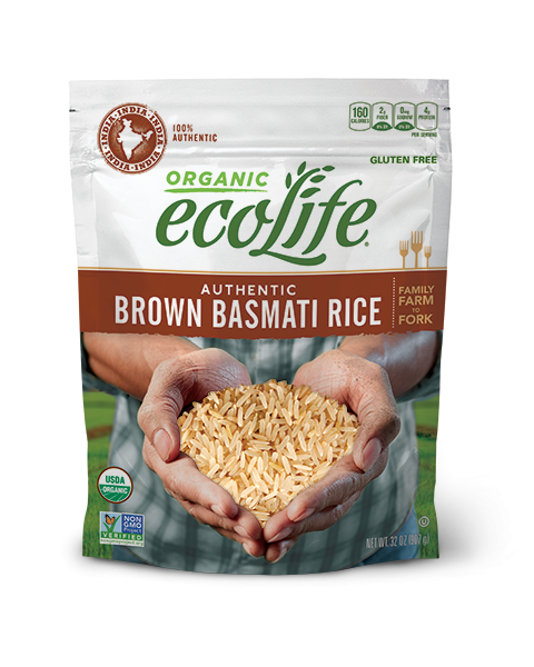 EcoLife_BrownBasmatiRice_32oz