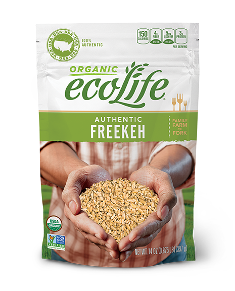 EcoLife_Freekeh_14oz_flat