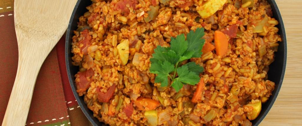 ecoLife® Kickin' Vegetarian Jambalaya